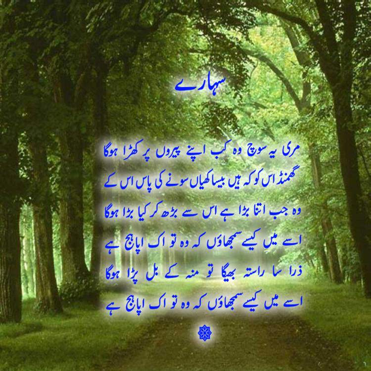 Urdu Poetry Book - SHAFAQ - by Abdul Qadir Qadri